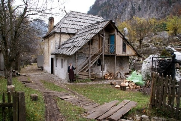 The Selimaj Guesthouse in Valbona, Albania