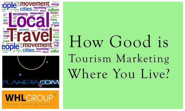 Tourism Marketing survey logo