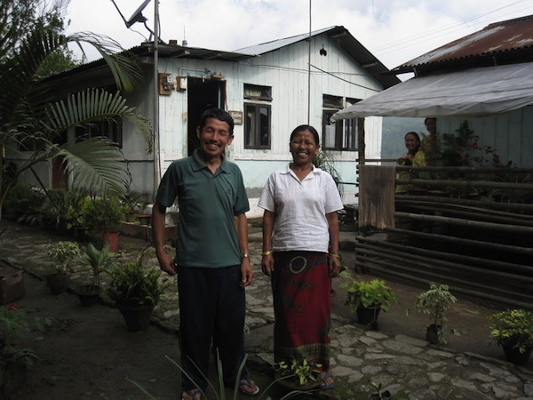 Homestay in Darjeeling, India