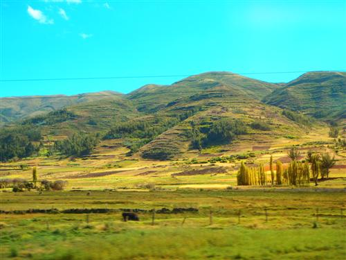 The Sacred Valley of Cusco, Peru
